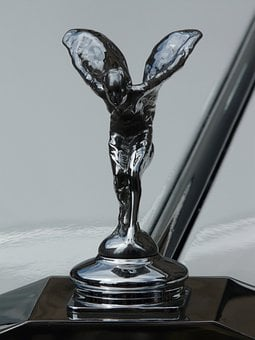 Cool Figure, Ornament, Distinguishing, Automotive, Auto