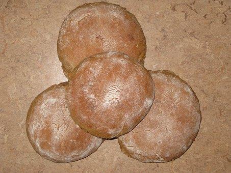 Bread, Breads, Farmer's Bread, Selberbacken, Even Baked