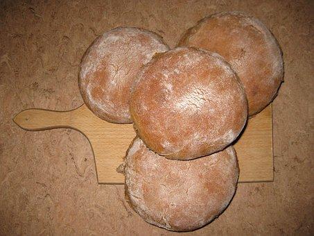 Bauernbrote, Breads, Selberbacken, Even Baked
