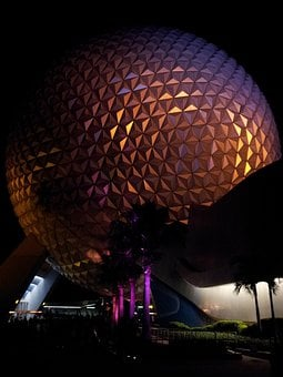 Epcot, Theme Park, Orlando, Florida, Walt Disney World