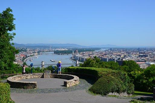 Budapest, Gellért Hill, The Parliament