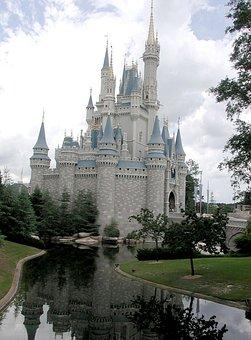 Magic Castle, Castle, Kingdom, Magic, Fantasy