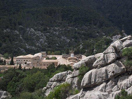 Santuari De Lluc, Monastery, Mallorca