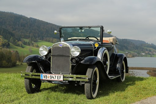 Auto, Oldtimer, Ford, Mature, Automotive, Vehicle
