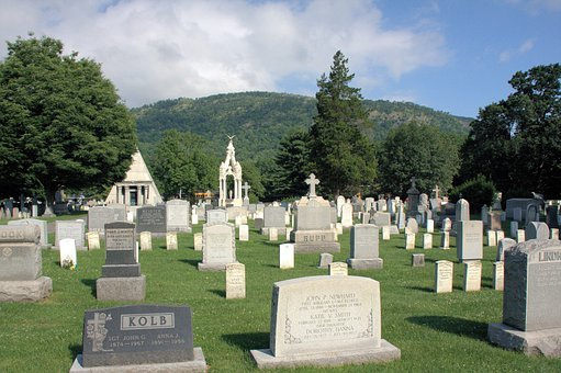 West Point, Cemetery, Grave, Tomb, Tombstones
