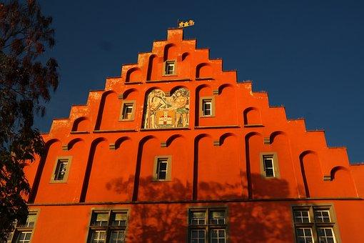 Gredhaus, Home, Architecture, Red Gredhaus