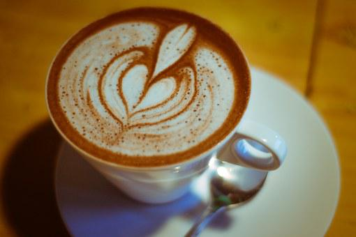 Coffe, Break Time, Cup, Cappuccino, Drink, Cafeteria