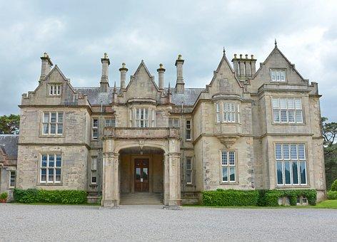 Manor House, English, Muckross House, Killarney