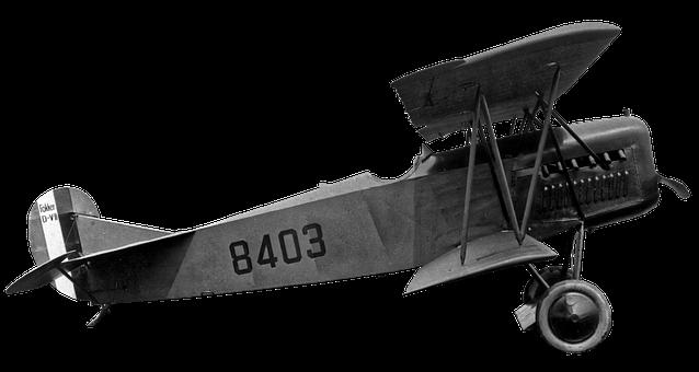 Fokker, Airplane, Warplane, Wings, Old, Plane, Fighter