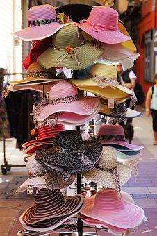 Hat, Hats, Headdress, Straw Hat, Slouch Hat