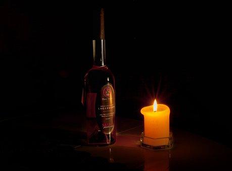 Liqueur, Rum, Aperitif, Grain Storage, Sasse