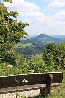 Hohenstaufen, Landscape, Loneliness, Swabian Alb