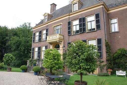 Landgoed De Laila Driebergen, Nature, Manor