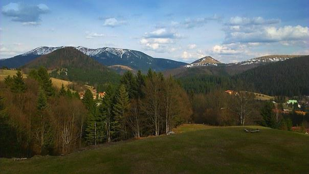 Donovaly, Low Tatras, Mountains, Slovakia