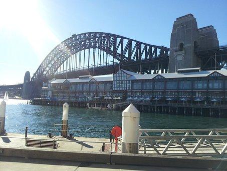 Sydney, Siebel Hotel Pier One, Places