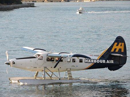 Plane, Aviation, Airport, Classic, Wing, Flight