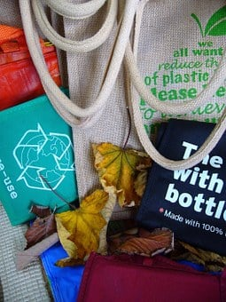 Bags, Reuse, Recycling, Ecology, Trash
