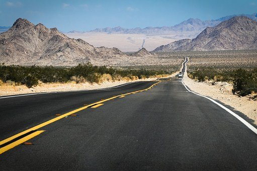 Route, Usa, Arizona, Travel, America, Road, Highway