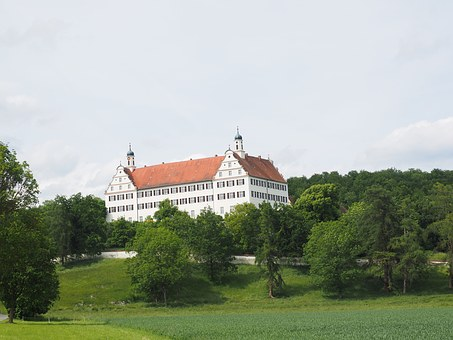 Schloss Mochental, Castle, Mochental, Baroque