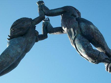 Playa Del Carmen, Union, Sculpture
