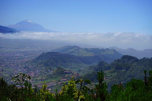Tenerife, Teide, Pico Del Teide, Canary Islands