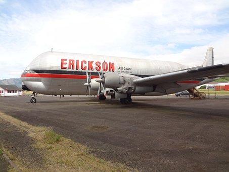 Airplane, Old, Vintage, Transportation, Aviation