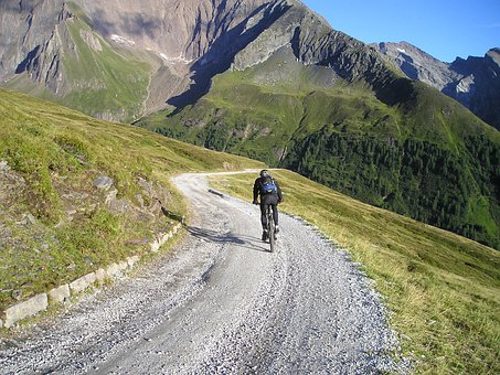 Zillertal, Zillertaler Alpen, Mountain Bike, Bike, Tour
