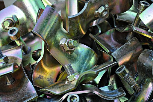 Clamp, Nut, Bolt, Screw Thread, Equipment, Gear, Tool