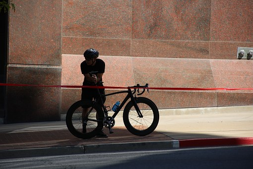 Bike Racer, Racing Cyclist, Biker, Race, Event, Bike