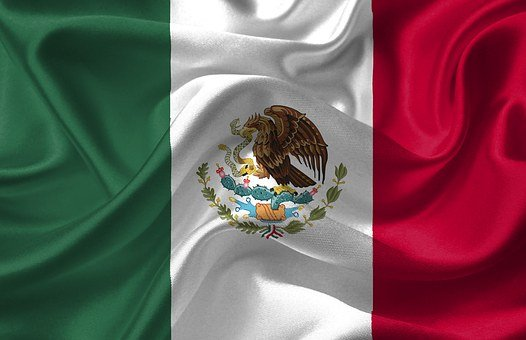 Mexico, Flag, Mexican Flag, Flag Of Mexico