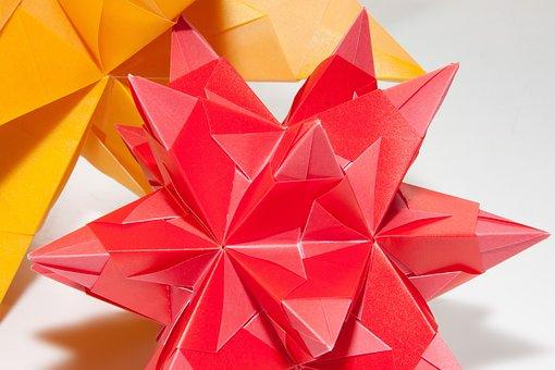 Origami, Art Of Paper Folding, Fold, 3 Dimensional