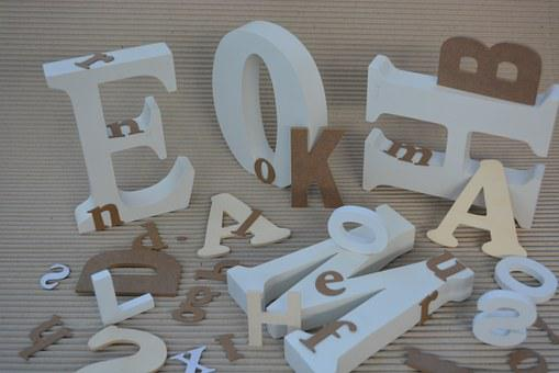 Letters, Initial, Graphically, Art, Abc, Graphic