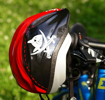 Bicycle Helmet, Helm, Head Protection, Käpt'n Sharky