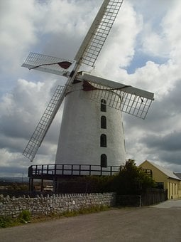 Dingle, Ireland, Windmill