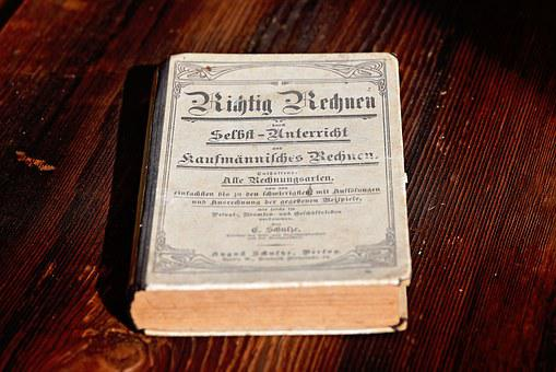 Book, Old Book, Antique, Expect Commercial, Learn, Wood