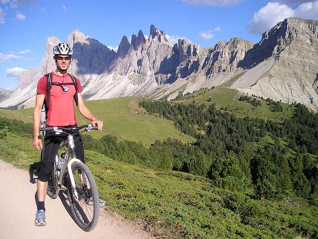 Mountain Bikers, Mountain Bike, Bike, Tour, Transalp