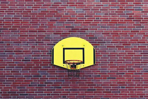 Basketball Hoop, Basketball, Sport, Play, Leisure