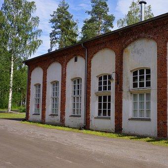 The Former Factory, Desert, Arkkitehtoorinen