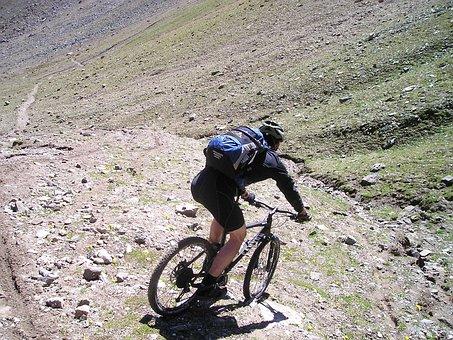Downhill, Mountain Bike, Bike, Tour, Transalp