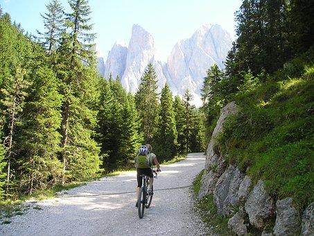 Mountain Bike, Bike, Tour, Transalp, Bike Ride