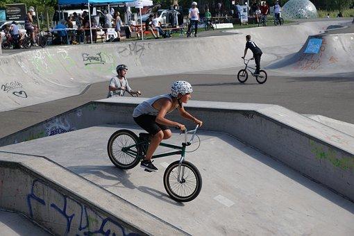 Bmx, Bike, Sport, Jump, Extremely, Tuttlingen