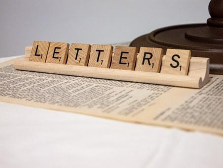 Letters, Word, Scrabble, Tiles, Typography