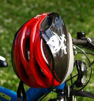 Bicycle Helmet, Head Protection, Helm, Wheel