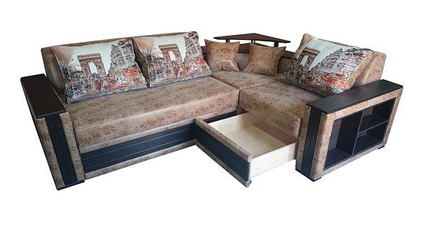 Upholstered Furniture, Angle, Corner Sofa, Corner, Bar