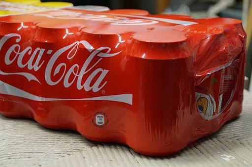 Coca Cola, Bobbin, Coke, Soda, Drink, Canning