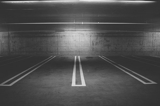 Parking Deck, Parking, Car Park, Deck, Garage, City