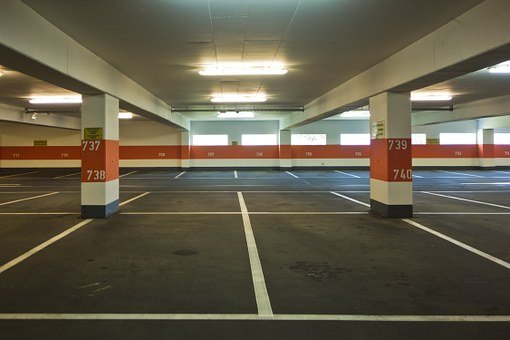 Multi Storey Car Park, Park, Flat, Park Level, Parking