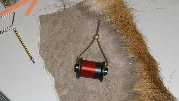 Fly Tier Bobbin, Fly Tying Tools