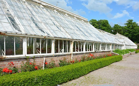 Greenhouse, Historically, Old, Ireland, County Kerry