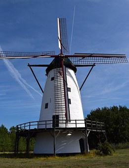 Windmill, Wind, Mill, Wind Power, Wing, Don Quijote